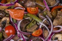 Мясо стоковое изображение