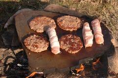 Мясо Стоковые Фото