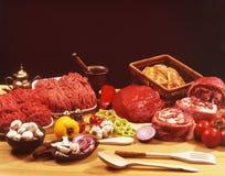 Мясо Стоковая Фотография