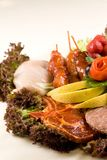мясо bbq Стоковое фото RF