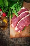 Мясо Ra Стоковое Изображение