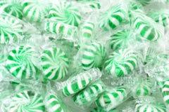 мята конфеты Стоковые Фото