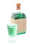 мята стекла питья Стоковые Фото