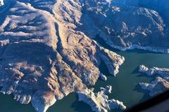 Мёд озера, гранд-каньон Колорадо, Аризона, США Стоковое Изображение RF