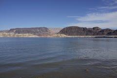 Мёд озера, парк штата, Невада Стоковое Изображение