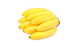Младенец банана пука (мини) Стоковое Изображение RF