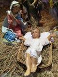 Младенец Иисус Стоковое Фото