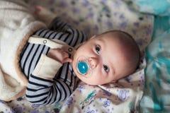 младенец милый немногая Стоковые Изображения