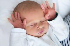 младенец милый немногая Стоковое Фото