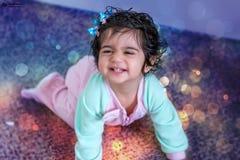 младенец милый Стоковая Фотография