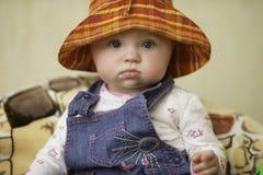 младенец один год Стоковое Фото