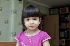 Младенец портрета Стоковое Изображение RF