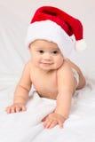 Младенец Санты Стоковое Фото