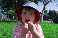Младенец смотрит вас Стоковые Фотографии RF