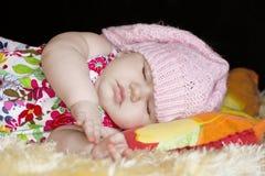 младенец счастливый Стоковая Фотография RF