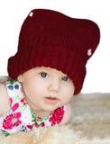 младенец счастливый Стоковое фото RF