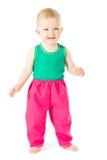 Младенческое время 11 месяцев Стоковые Фотографии RF