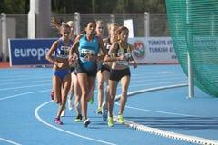 Младшие легкой атлетики ECCC собирают a Стоковые Изображения