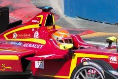 Младший Нельсона Piquet Стоковое фото RF