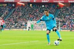 Младший Сантоса Сильвы Neymar da стоковые фотографии rf
