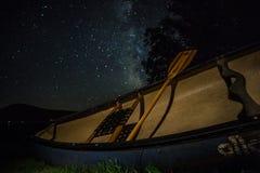 Млечный путь Вермонта Стоковое Фото