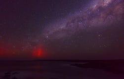 Млечный путь Стоковое фото RF
