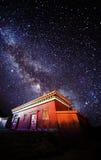 Млечный путь Стоковое Изображение