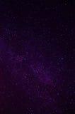 Млечный путь Стоковое Фото