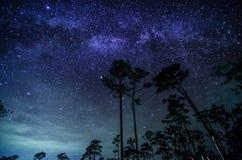 Млечный путь Стоковая Фотография RF