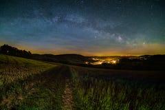 Млечный путь Стоковые Изображения