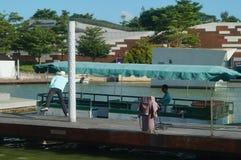 Набережная корабля Стоковое Изображение RF