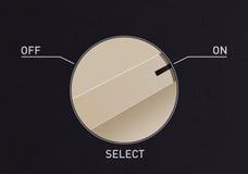 Переключите шкалу стоковое фото rf