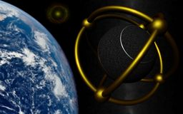 наблюдатели земли Стоковое Изображение RF