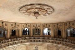 наблюдатели мечети потолка Стоковая Фотография