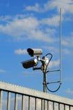 наблюдение камеры Стоковые Фото
