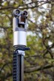 наблюдение полиций камеры Стоковые Фото