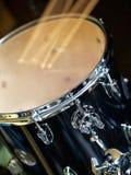 набор барабанчика действия Стоковая Фотография RF