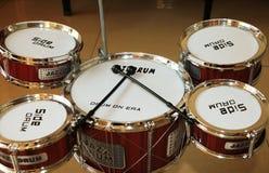 Набор барабанчика джаза Стоковое фото RF