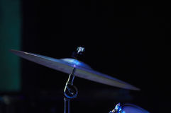 Набор барабанчика на концерте Стоковые Фото