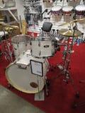 Набор барабанчика для продажи в Осло Стоковые Фото
