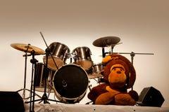 Набор барабанчика Стоковое Изображение RF