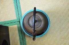 Набор чая Kung Fu китайца стоковое изображение