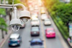 Наблюдение камеры слежения движения (CCTV) Стоковые Изображения RF