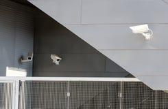 Наблюдение камеры Стоковое фото RF