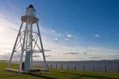 наведение маяка морское Стоковые Изображения RF