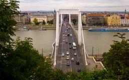 наведите budapest Стоковая Фотография RF