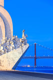 навигаторов inaugurated генриом lisbon 500 1960 открытий смерти торжеств caravel годовщины памятника Португалия сформированная к  Стоковые Фото