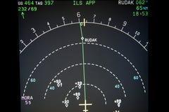 навигация дисплея Стоковая Фотография RF