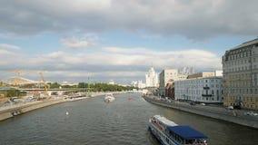 Навигация лета в Москве акции видеоматериалы