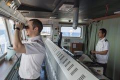 Навигация на море Стоковые Фото